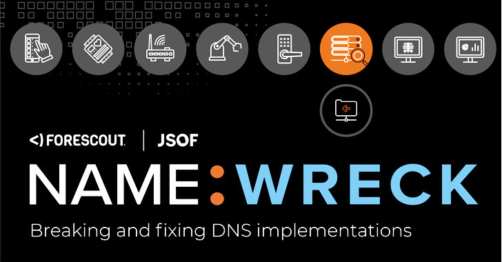 New NAME:WRECK Vulnerabilities Impact Nearly 100 Million IoT Devices