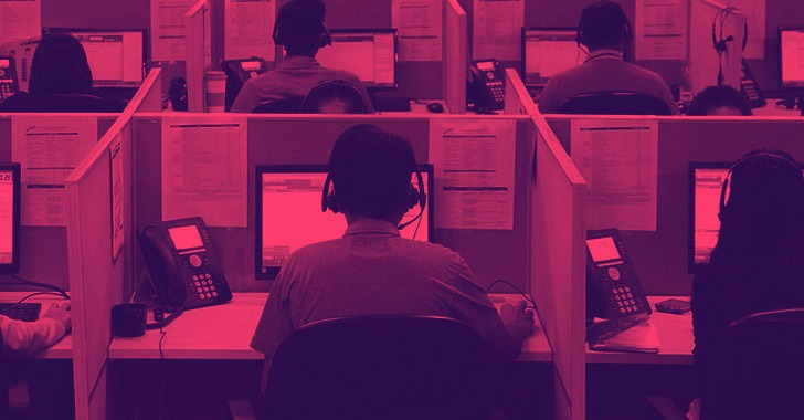 Phony Call Centers Tricking Users Into Installing Ransomware and Data-Stealers