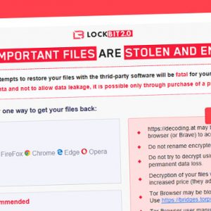LockFile Ransomware Bypasses Protection Using Intermittent File Encryption