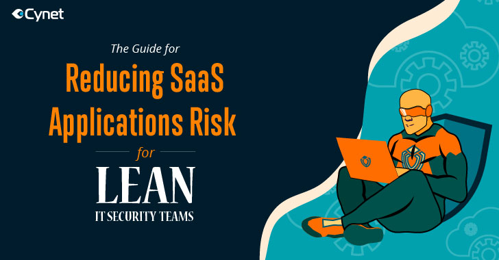 [eBook] The Guide for Reducing SaaS Applications Risk for Lean IT Security Teams